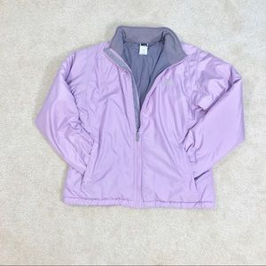 5032d51ad The North Face Insulated Lilac Puffer Jacket